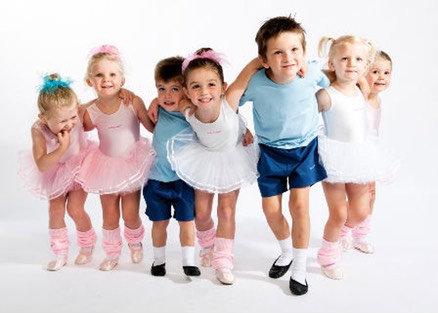 babyballet dance school