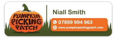 Email Signature - Niall Smith