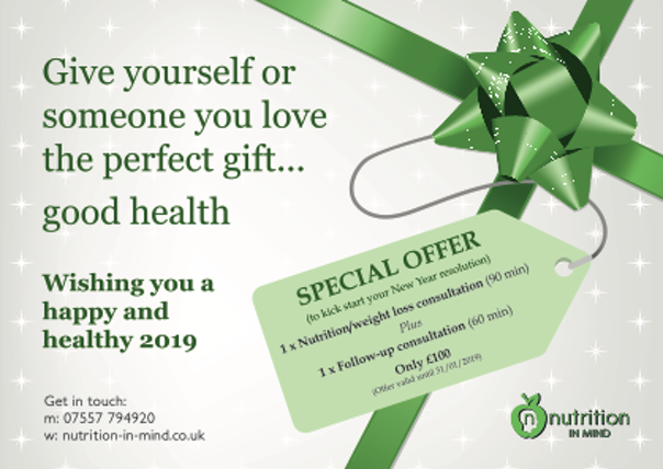 Special Offer 2019