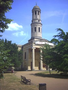 st anne's church